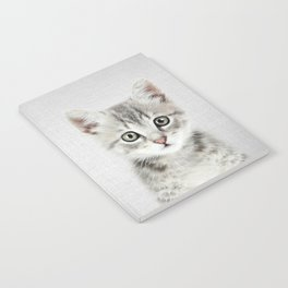 Kitten - Colorful Notebook