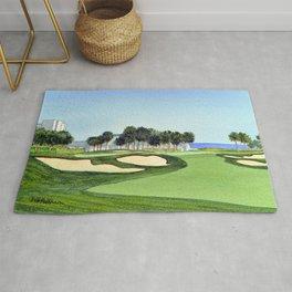 The Dunes Golf Club Myrtle Beach South Carolina Rug