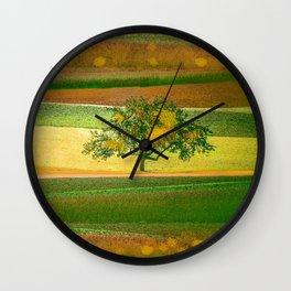My tree Wall Clock