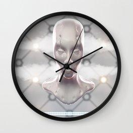 New Human Wall Clock