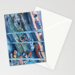 MAS 2. Antwerpen. Stationery Cards