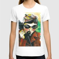 amelie T-shirts featuring Amelie by Gra Pereira