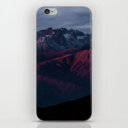 Ancient Bristlecone Pine Forest, USA iPhone Skin