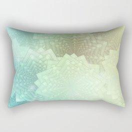 Sea Blossoms Rectangular Pillow