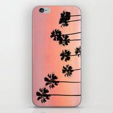 Blushing Palms iPhone Skin