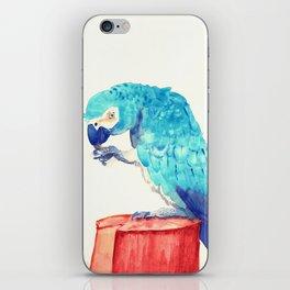 Parrot iPhone Skin
