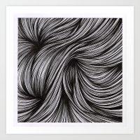 Angel Hair/Pasta Art Print