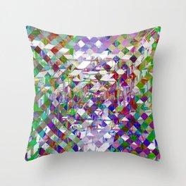 For when the segmentation resounds, abundantly. 08 Throw Pillow