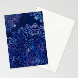 Cosmic Mandalas Stationery Cards