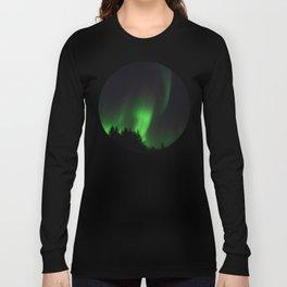The Northern Lights 04 Long Sleeve T-shirt
