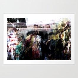 desembarquembarque Art Print