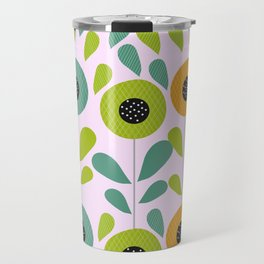 Cheery spring flowers Travel Mug