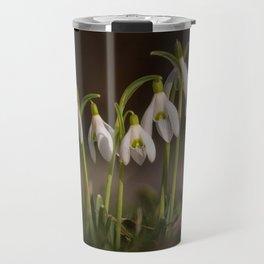 Springtime Flowers Travel Mug