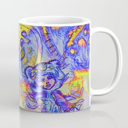 Annie and Tibbers Coffee Mug