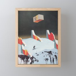 17:56 Framed Mini Art Print
