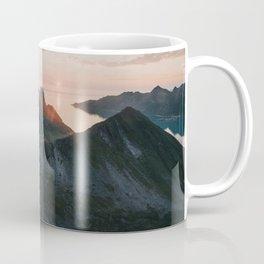 Midnight Sun - Landscape and Nature Photography Coffee Mug