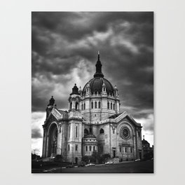 Cathedral of St. Paul, Minnesota Canvas Print
