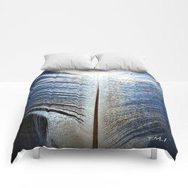 Feather Vignette Comforters