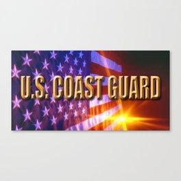 U.S. Coast Guard Canvas Print