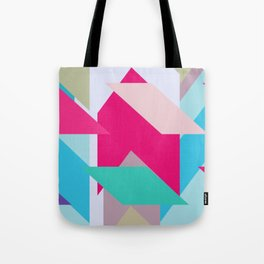 Abstracts colors Nr.3 Tote Bag