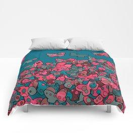 Flutterflies Comforters