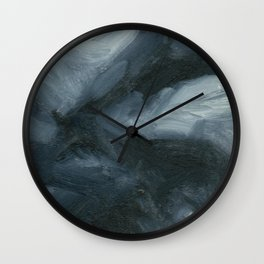 Nightscape 1: The Raven Wall Clock