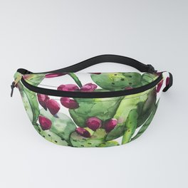 Prickly, Prickly Pear Cactus Fanny Pack