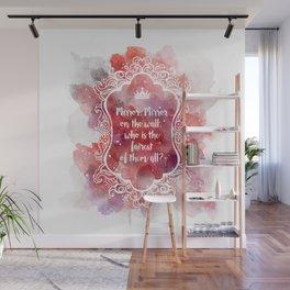 Mirror Mirror Wall Mural