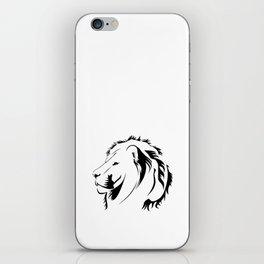 Lionhead Tribiales iPhone Skin