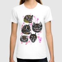 bats T-shirts featuring bats by Krissy Mmmm