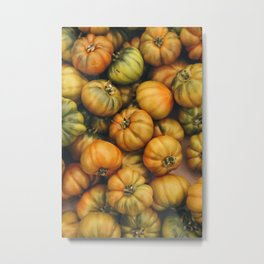 campio de' Fiori heirloom tomatoes Metal Print