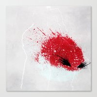 the 100 Canvas Prints featuring #100 by Melissa Smith