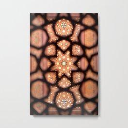 Al Ain Palace Museum 1 Metal Print
