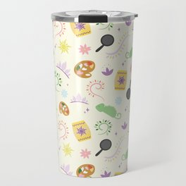 Rapuzel's Favorite things Travel Mug
