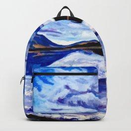 Road Trip Blues Backpack
