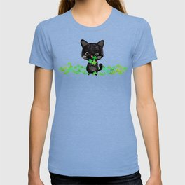 The Luckiest Cat T-shirt