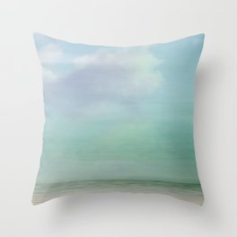 Ocean Dream Throw Pillow