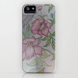 Narjes iPhone Case