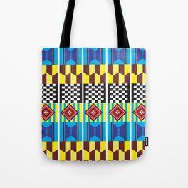 Tribal  Play Tote Bag
