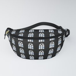 Clouds Through a Window Fanny Pack