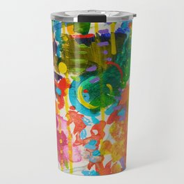 My Colour Wheel Exploded Travel Mug