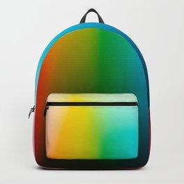 Kodak Film Rainbow Gradient Backpack