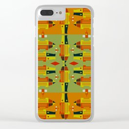 The Swamp Clear iPhone Case