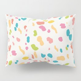 Colorful Animal Print Pillow Sham