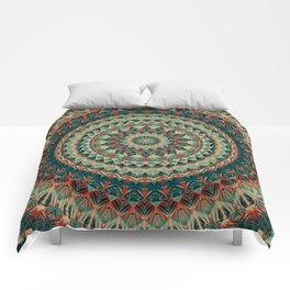 Mandala 585 Comforters
