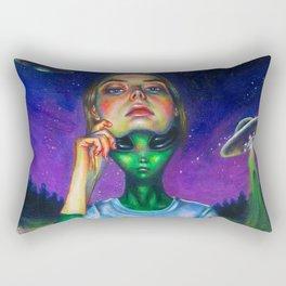 Undercover Rectangular Pillow