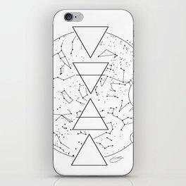 Celestial Alchemical Earth iPhone Skin