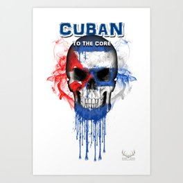 To The Core Collection: Cuba Art Print