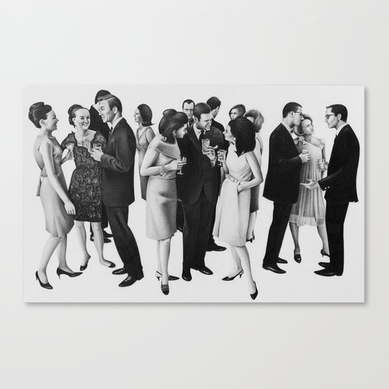the cold war Canvas Print