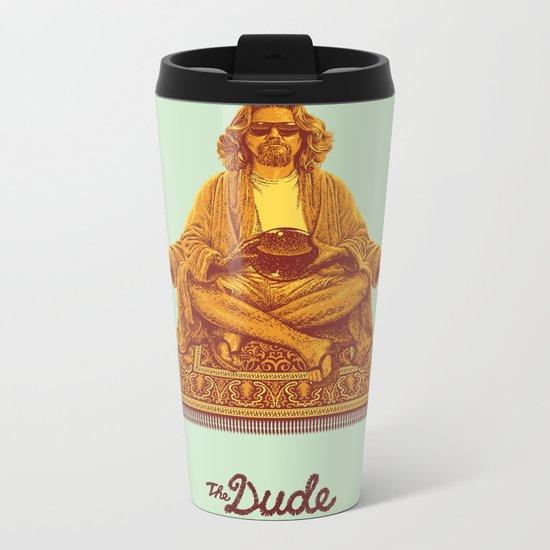The Lebowski Series: The Dude Metal Travel Mug